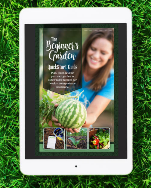 Beginner's Garden Shortcut QuickStart eBook